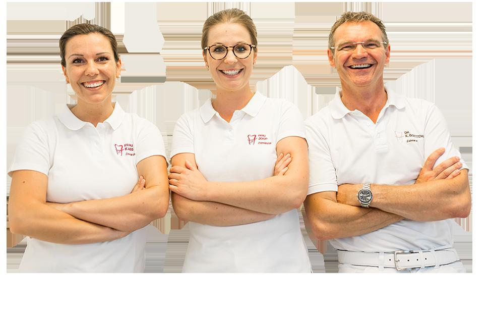 Foto Praxisteam Dr. Boettcher - Zahnarzt für Angstpatienten