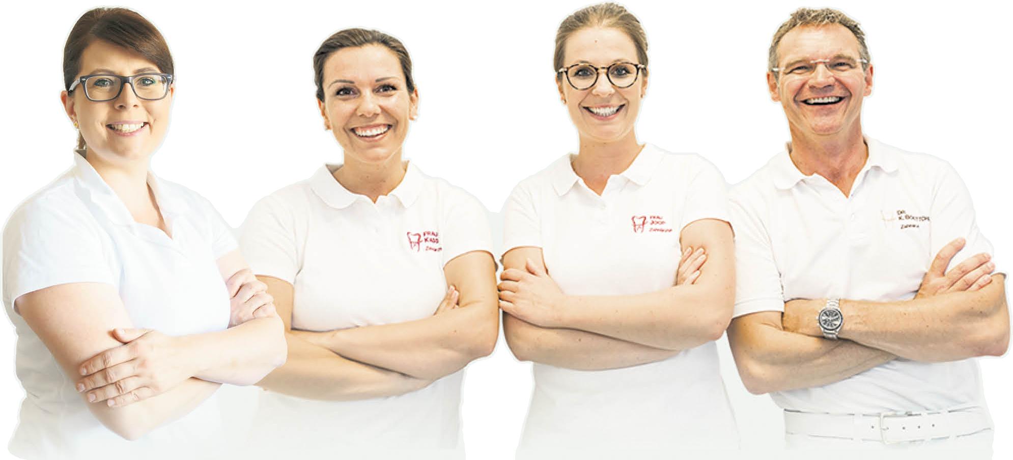 Foto Praxisteam Dr. Boettcher, Dr. Joop, Frau Kass - Zahnarzt in Hameln